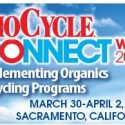 CANCELLED BioCycle Connect West 2020   —   March 30 – April 2, 2020   —   Sacramento, CA
