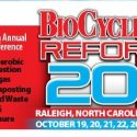 BioCycle REFOR 20   —   October 19-22, 2020   —   Raleigh, NC