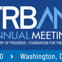 2020 Transportation Research Board (TRB) Annual Meeting   —   January 12-16, 2020   —   Washington, DC
