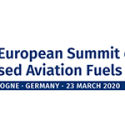 ONLINE ONLY 1st European Summit on CO2-based Aviation Fuels   —   March 23, 2020   —   Cologne, Germany