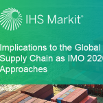WEBINAR:  Implications to the Global Supply Chain as IMO 2020 Approaches (APAC)   —   November 19, 2019