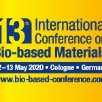 13th Bio-based Materials Conference   —  May 12-13 2020   —   Maternushaus, Cologne, Germany