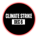 Climate Strike   —   December 6, 2019   —   various locations