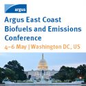 POSTPONED Argus East Coast Biofuels & Emissions Conference   —   POSTPONED from May 4-6, 2020 to TBD   —   Washington, DC