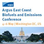 CANCELLED Argus East Coast Biofuels & Emissions Conference   —   POSTPONED from May 4-6, 2020 to May 2021   —   Washington, DC