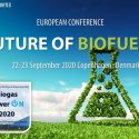 NEW DATE Future of Biofuels 2020   —   POSTPONED to September 22-23, 2020   —   Copenhagen, Denmark
