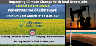 WEBINAR:  Impacting Climate Change With Real Green Jobs   —   March 31, 2020