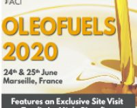 Oleofuels 2020   —   June 24-25, 2020   —    Marseille, France