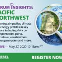 WEBINAR:  Forum Insights: Looking at Key Sectors of the Pacific Northwest's Economy – Ag, Construction, Goods Movement and More  —  May 27, 2020    FREE
