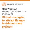 WEBINAR:  Global Strategies to Attract Finance for Biomethane and Renewable Gas Projects   —   January 27, 2021