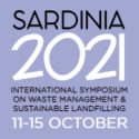 18th International Symposium on Waste Management and Sustainable Landfilling / Hybrid Event   —   October 11-15, 2021  Cagliari, Italy