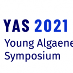 Young Algaeneers Symposium   —   May 10-12, 2021   —   ONLINE
