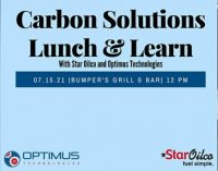 Carbon Solutions Lunch & Learn: Rethinking Biodiesel   —   July 15, 2021   —   Portland, OR and ONLINE
