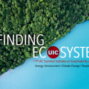 Summer Institute on Sustainability & Energy: Finding Ecosystem/Systems Rethinking   —   July 6-9, 2021   —   ONLINE