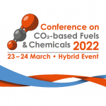 Conference on CO2-based Fuels and Chemicals   —   March 23-24, 2022   —  hybrid event – ONLINE and Cologne, Germany
